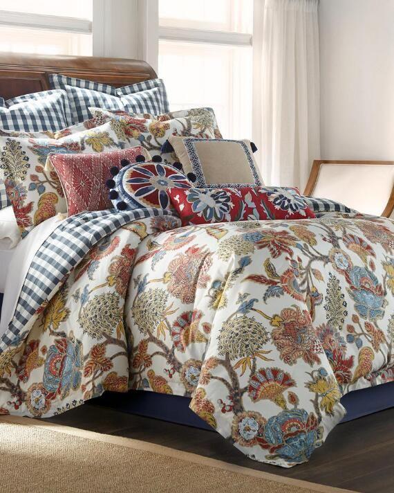 5 Piece Margot Comforter Collection, Nina Campbell Bedding