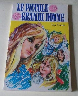 LYA CARINI: Le piccole grandi donne (Ragazzi di famiglia 1972)