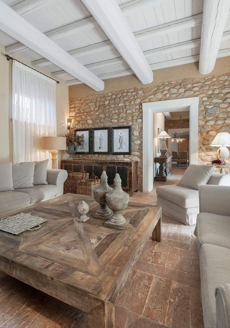 45 maisons en pierre à couper le souffle | SALA | Décoration maison ...