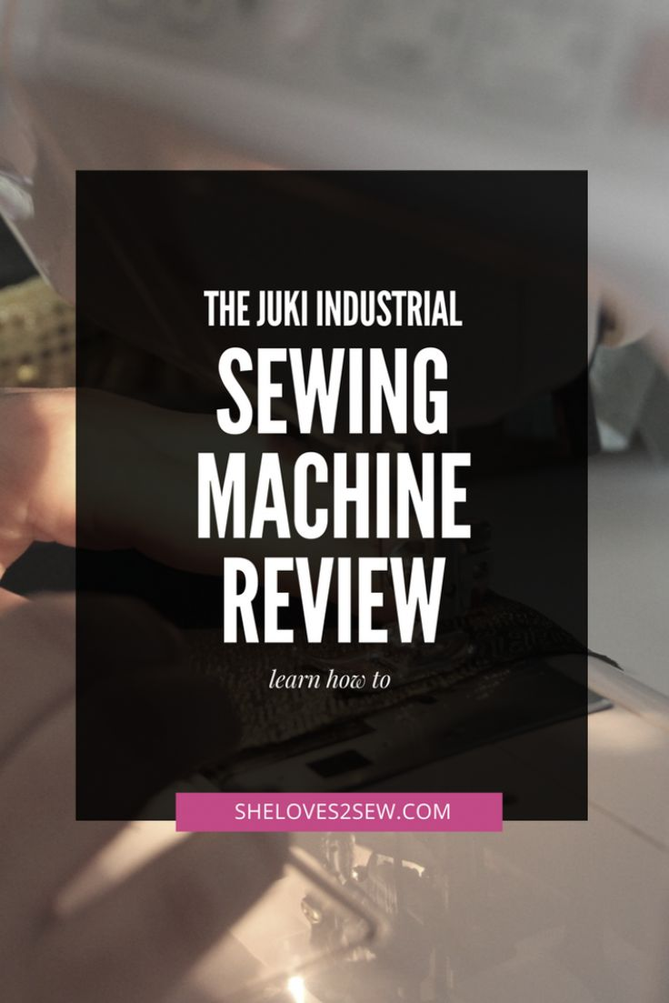 Juki Industrial Sewing Machine Review: What makes the Juki industrial sewing machine such a delight? They are durable and sturdy, of course! Have a look at an in-depth Juki machine review.