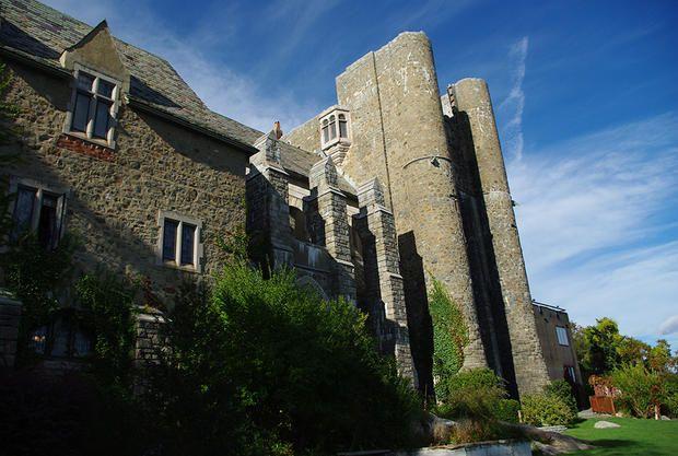 Hammond Castle.  Gloucester, Massachusetts