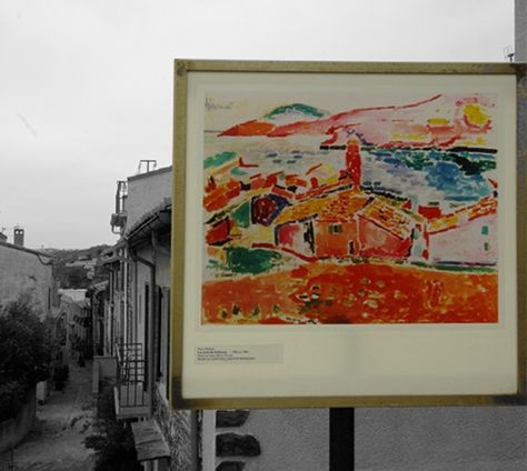 コリウールの色 - Couleurs de Collioure : travelster