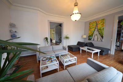 Salon des chambres d'hôtes à vendre en centre Bergerac en Dordogne