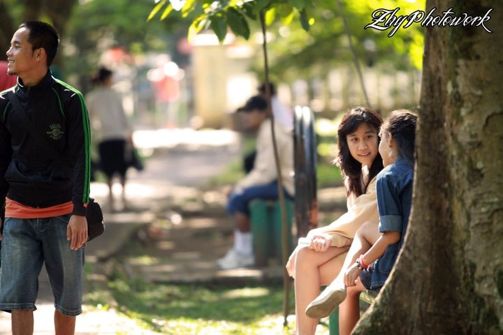 friendship - Cilaki park - Bandung - Indonesia
