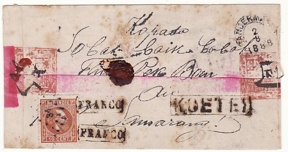 Stationary and Netherland East Indies - Mike White - Worldwide Postal History. Censored and Military Mail.