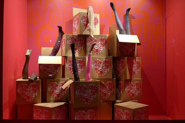 Vitrines Paris Capitale de la Création - Paris, janvier 2013 by JournalDesVitrines.com, via Flickr
