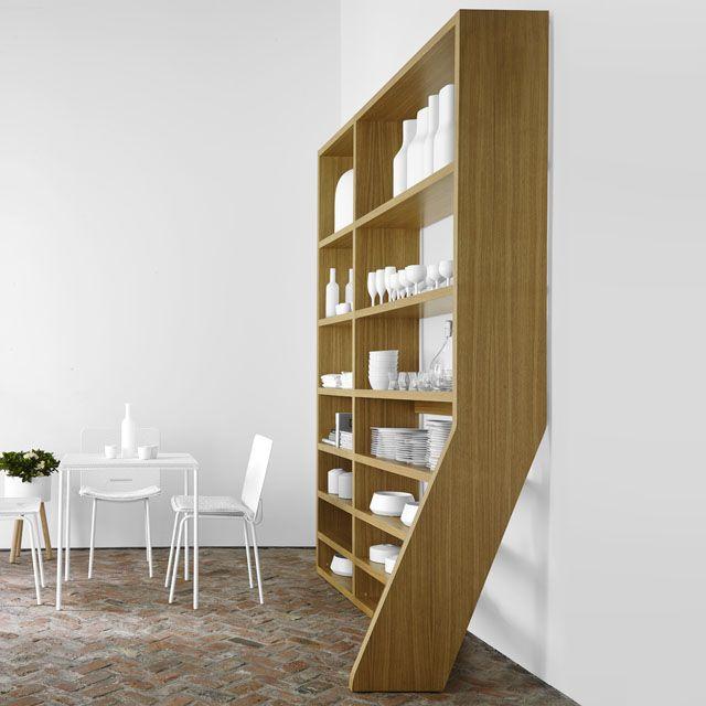 Bibliothèque TOLBIAC Grégoire de Lafforest / Cinna / Mobilier contemporain