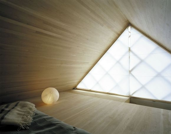 the mill house.: Southern Sweden, Loft Bedrooms, Tiny Living, Wingårdh Convertible, Architecture Interiors, Interiors Design, Design Bedrooms, Mills Houses, Wingårdh Architects