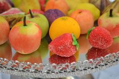 Marzipan is one of the most significant traditions in my family. Every year for Christmasmy mother and aunt Estelle would spend hours shaping and painting the most stunning marzipan fruit – …