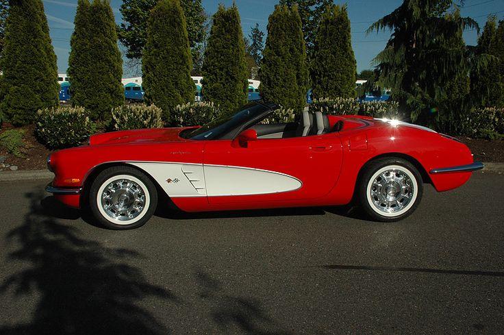 new corvette old body style, Retro-vette, CRC, Corvette ...