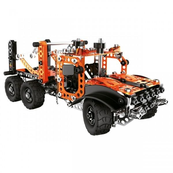 LOVE MECCANO The Evolution Series from Meccano extends the older children's scope to build more complexedmodels Go through the roads and tow the broken down vehicles with the truck you build. #toys2learn #construction #meccano #earlylearning
