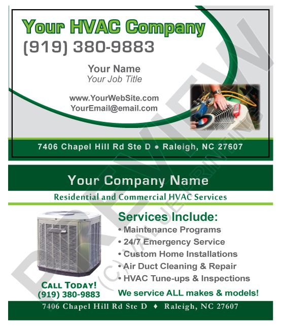 8 best hvac business cards images on pinterest business cards call value printing for beautifully designed and printed business cards for hvac businesses reheart Image collections