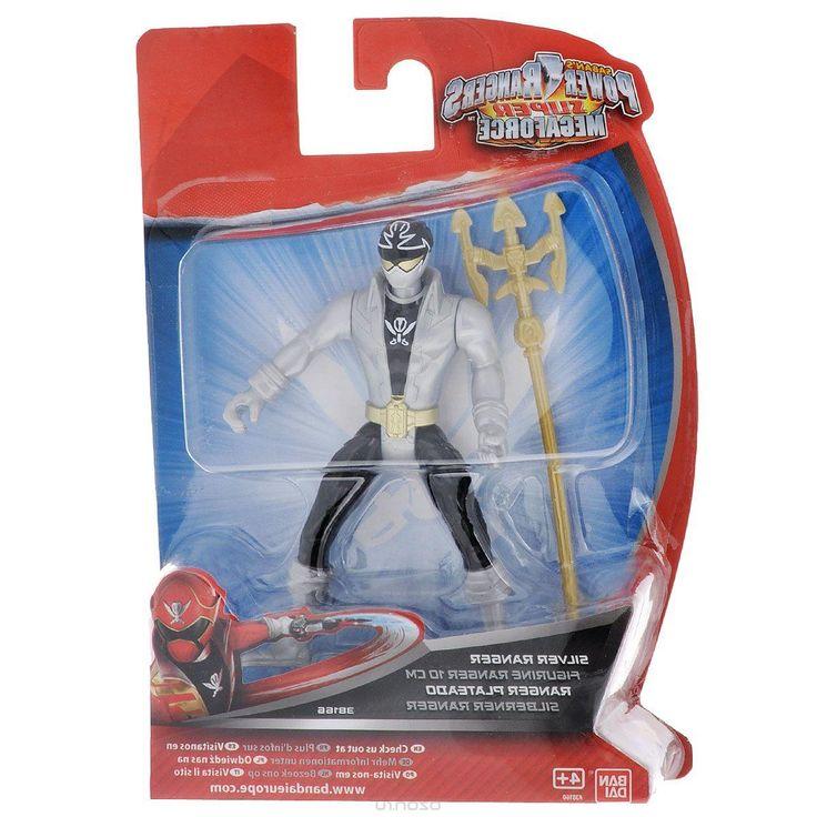 Игрушка Power Rangers Могучие рейнджеры, с трезубцем, 10 см