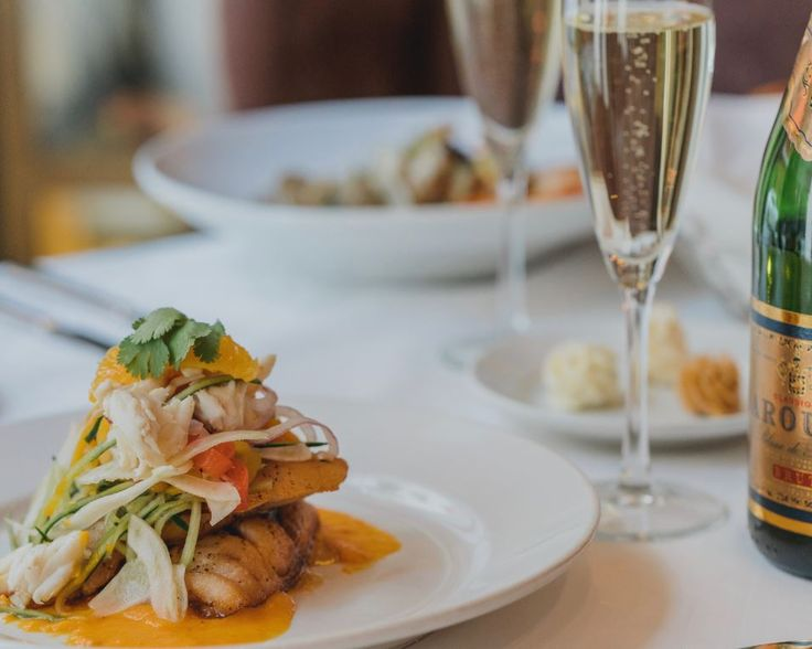 Fuel up for parade celebrations at Criollo Restaurant, located in our lobby!