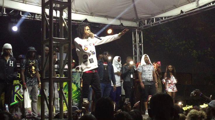 Alkaline Best Performance RTI Negril Jamaica 2017