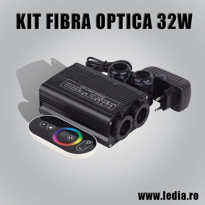SURSA 32W LED FIBRA OPTICA TOUCH