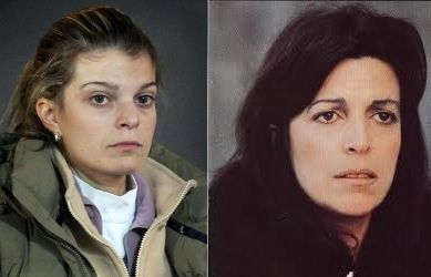Athina (Onassis) Roussel and her mother Christina Onassis.