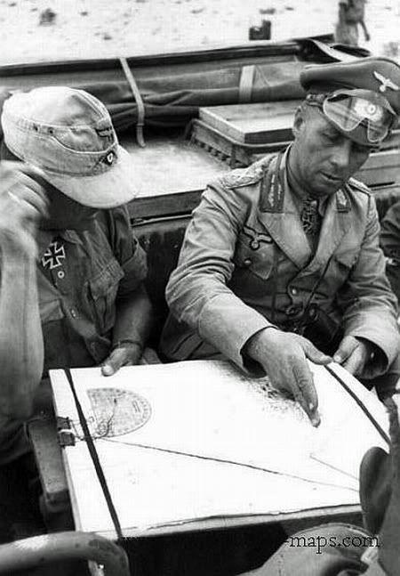Field Marshal Erwin Rommel _afrika korps