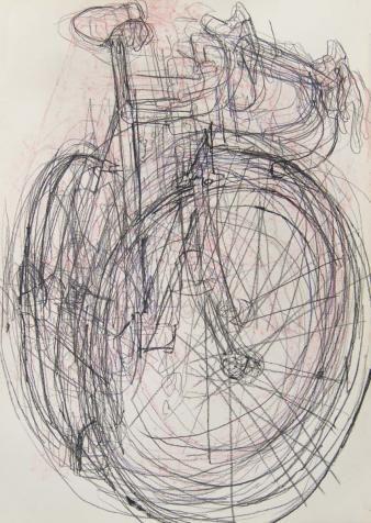 I love this sketch! #cycling #heavyglare https://shop.heavyglare.com/activities/cycling-sunglasses/