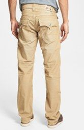 True Religion Brand Jeans 'Ricky' Relaxed Fit Corduroy Pants (Online Only)