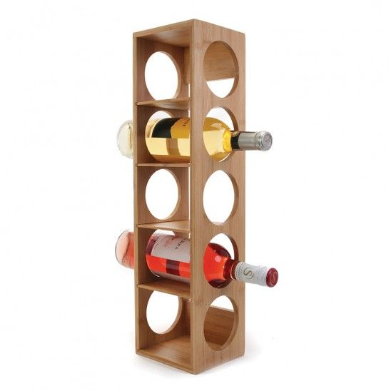 Free stackable wine rack plans woodworking projects plans for Wine plans