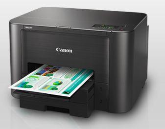 Review Canon  MAXIFY ib4170 - Pada bulan januari 2017 canon indonesia mengeluarkan beberapa varian baru untuk   3 seri printer MAXIFY terbar...