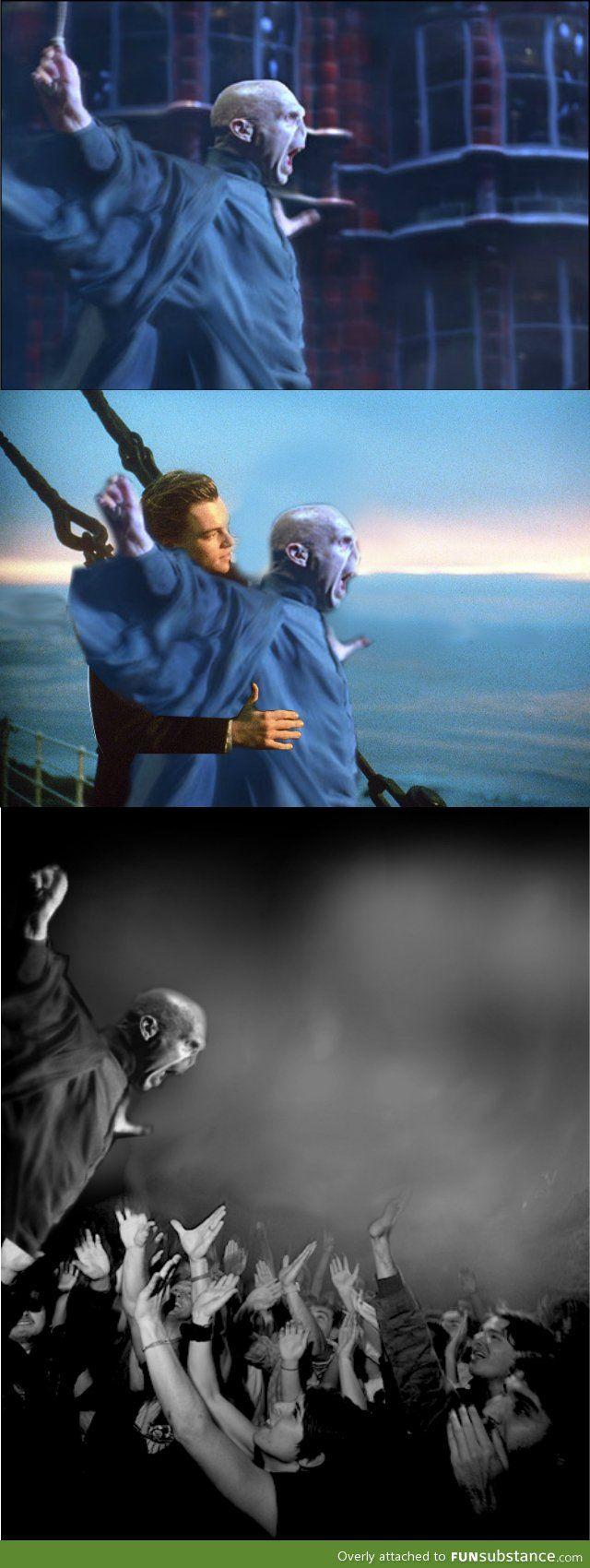 Lord Voldemort?
