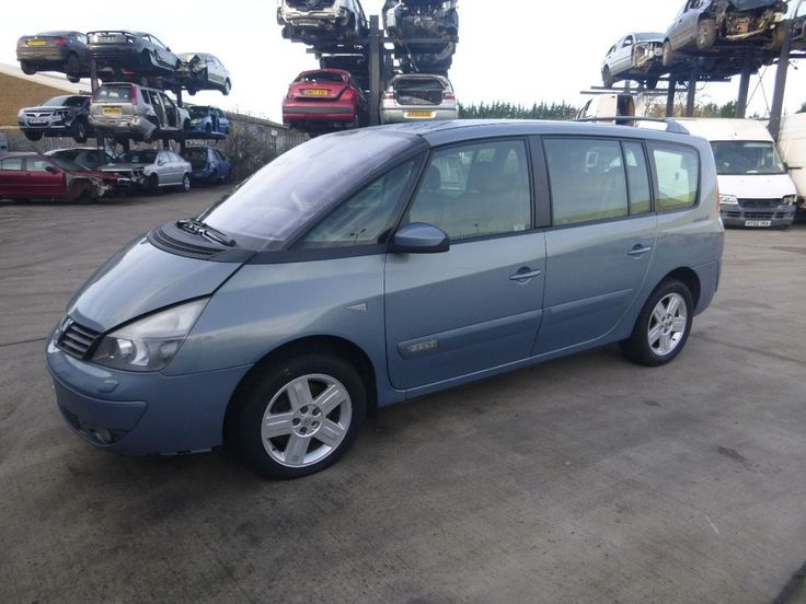 RENAULT ESPACE 2005 2.2 DCI 2003-2012 - BREAKING FOR SPARES