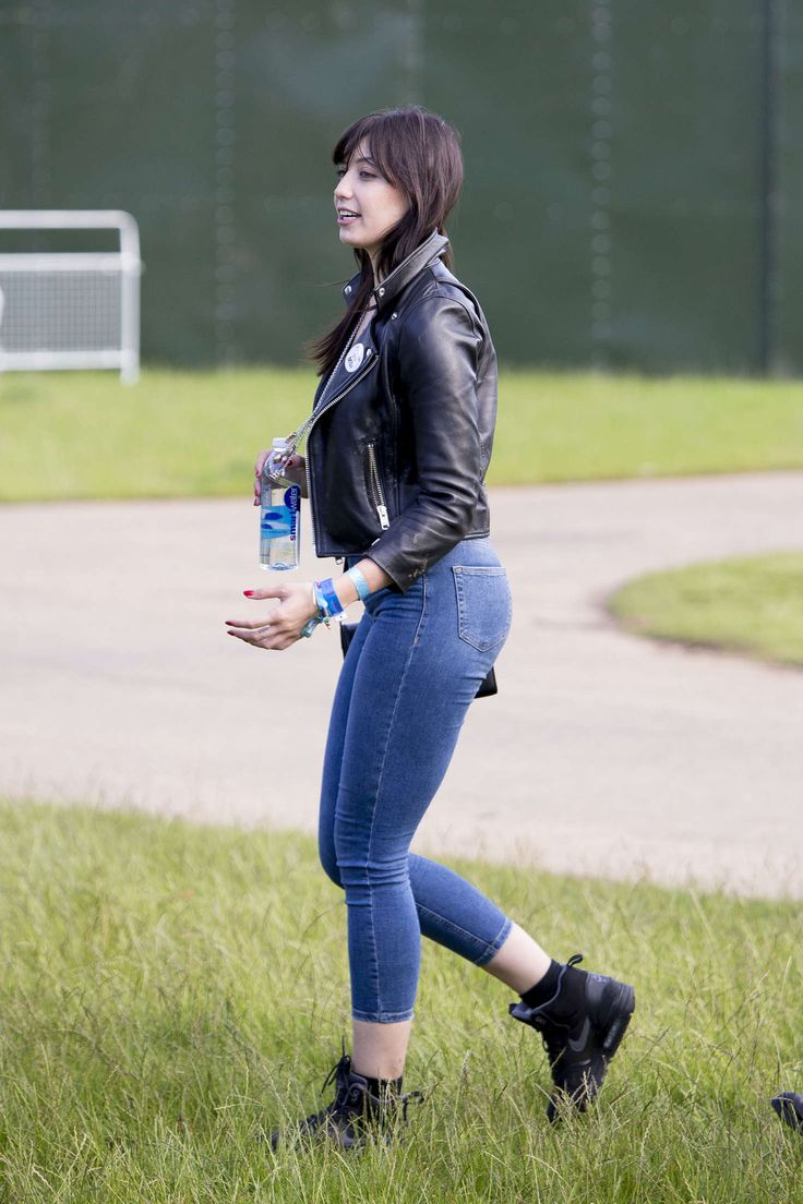 Daisy Lowe attends British Summer Time Festival