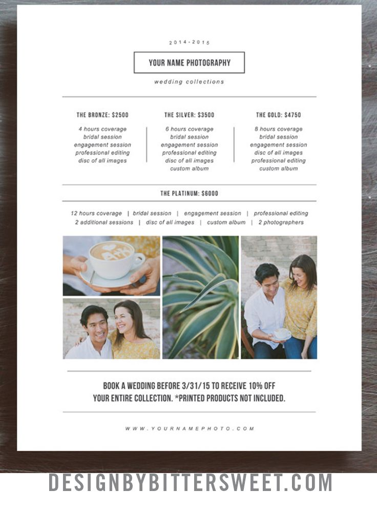 photography marketing price list template pricing digital pricing guide for photographers. Black Bedroom Furniture Sets. Home Design Ideas