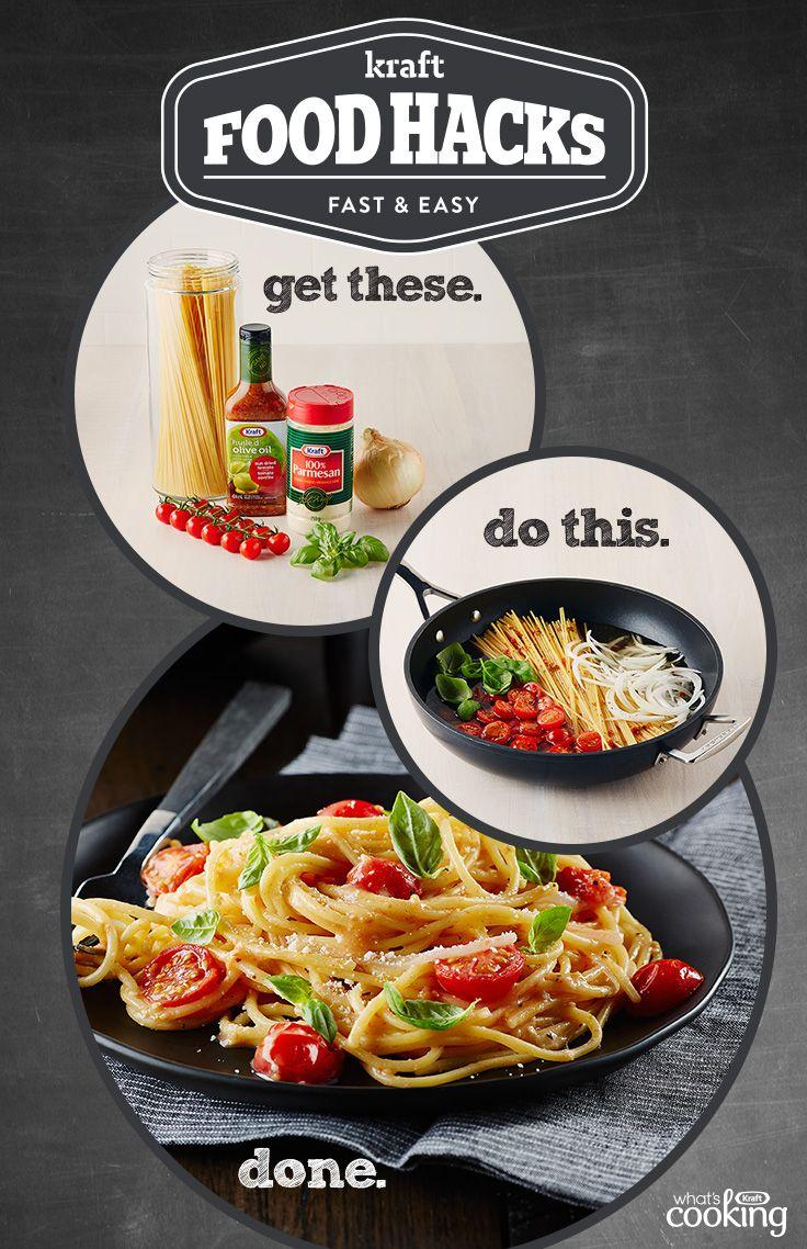 One-Pot Sun-Dried Tomato Pasta #recipe