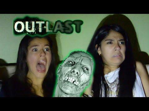 OUTLAST VIDEOJUEGO DE TERROR!!