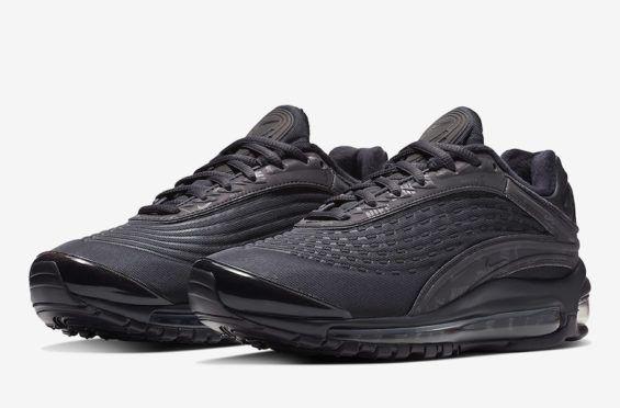 Nike Sportswear Air Max Deluxe Sneaker low schwarz