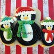 Christmas Bear in a Boot Cookies {Guest Post}