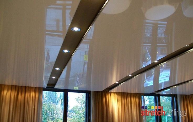 Stretch Ceilings - Lighting Gallery