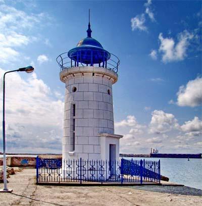 Mangalia Lighthouse Romania