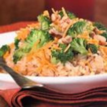 Brown Rice, Broccoli, Cheese and Walnut Surprise: Food Recipes, Surpri Recipes Approv, Brown Rice, Side Dishes, Recipes Food Drinks, Surpri Food And Drinks, Surpri Allrecipes Com, Broccoli, Cheese