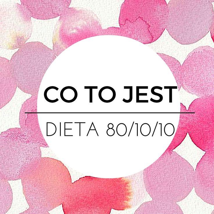 CO TO JEST DIETA 80/10/10? | Vi&Raw