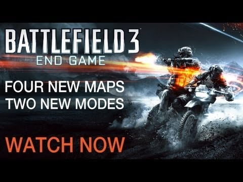 PWNED - Battlefield 3: End Game | Four New Maps Two New Modes | PWNED March 2013