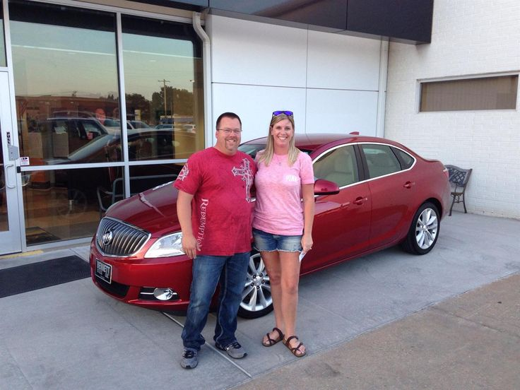 Awesome! Congratulations to TERENA on your new 2015 Buick Verano!  Thank you again, Bennett Buick GMC and Stephen Brown.