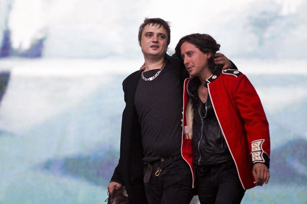 The Libertines @ BST Hyde Park on Saturday 5 July 2014