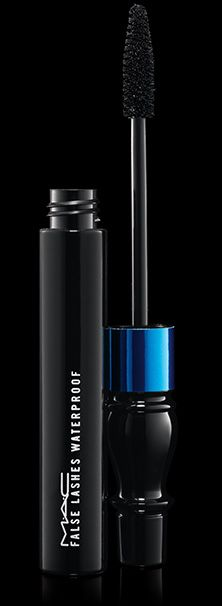 False Lashes Waterproof by MAC Zoom Waterfast Lash mascara from MAC. Returned to Mac. Disappointed. It is waterproof so it shouldn't have straightened my curled lashes, but it did. Also made them clumpy/spidery looking. Did nothing it promised!