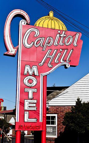Capitol Hill Motel | 9110 SW Barbur Blvd., Portland OR. | Corey Miller | Flickr