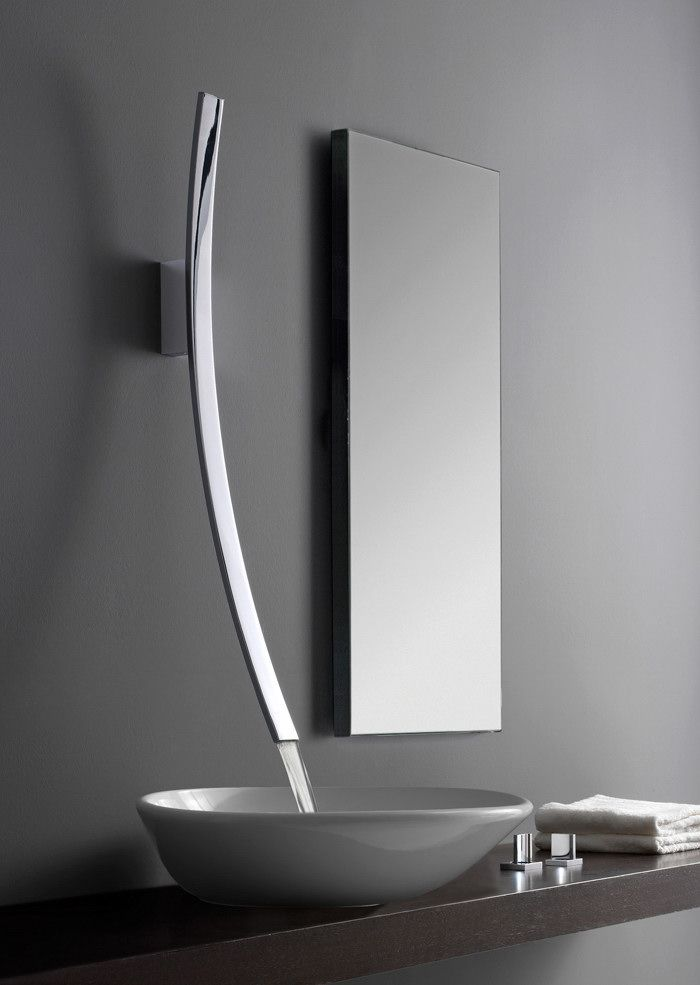 Ultra Modern Bathroom Sink   #modern #bathroom #sink. i've definitely never seen anything like this before.