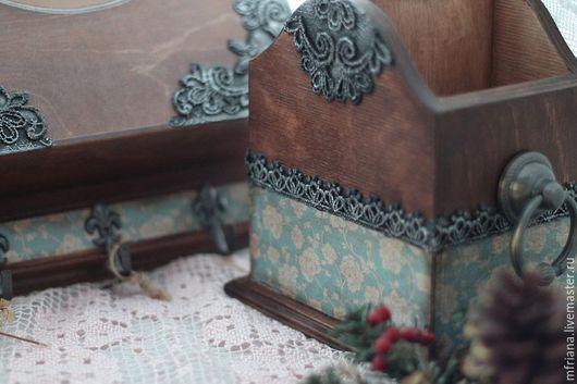 Карандашницы ручной работы. Ярмарка Мастеров - ручная работа. Купить Карандашница. Handmade. Карандашница, коричневый, карандашница декупаж