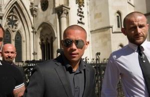 MC Ultra In Court Over Tulisa Sex Tape