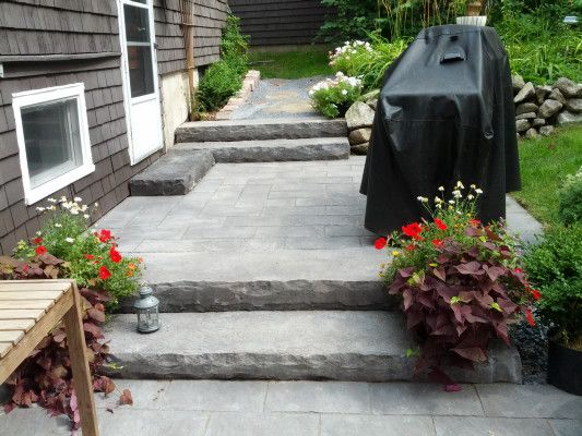 Urban Landscaping - Rothesay Landscaping Company - Pavers, Patios & Walkways