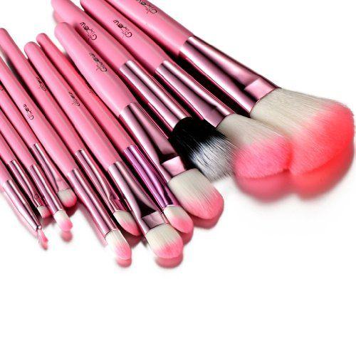 Glow rose professionnel 12 lot pinceaux maquillage trousse en cas exquisge Brush Set Glow http://www.amazon.fr/dp/B00H0M9MJQ/ref=cm_sw_r_pi_dp_.DA5vb1RGZW8E