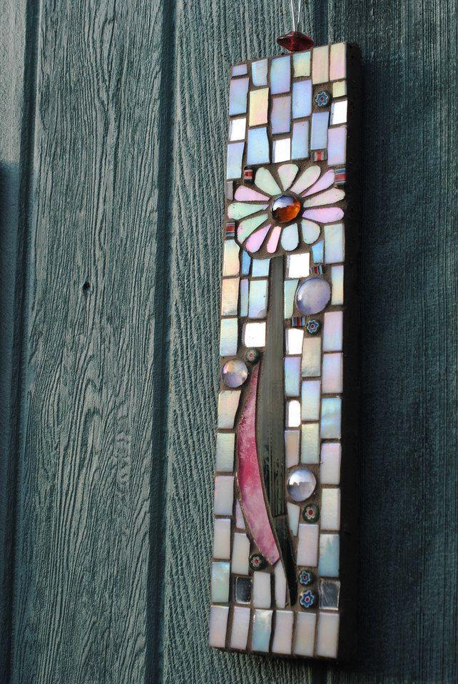 Mosaic Daisy Garden Decoration