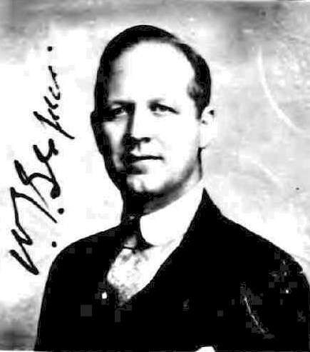 William Sloper....Sloper, a stock broker and estate manager, was returning from a three-months vacation in Europe. On his tour he had met the family of Mark Fortune. Sloper apparently became so fond of Alice Fortune that he cancelled his passage on the Mauretania and booked instead on the Titanic which he boarded at Southampton as a first class passenger.    When the Titanic struck the iceberg, Sloper was playing bridge with some friends. Sloper was rescued in lifeboat 7.